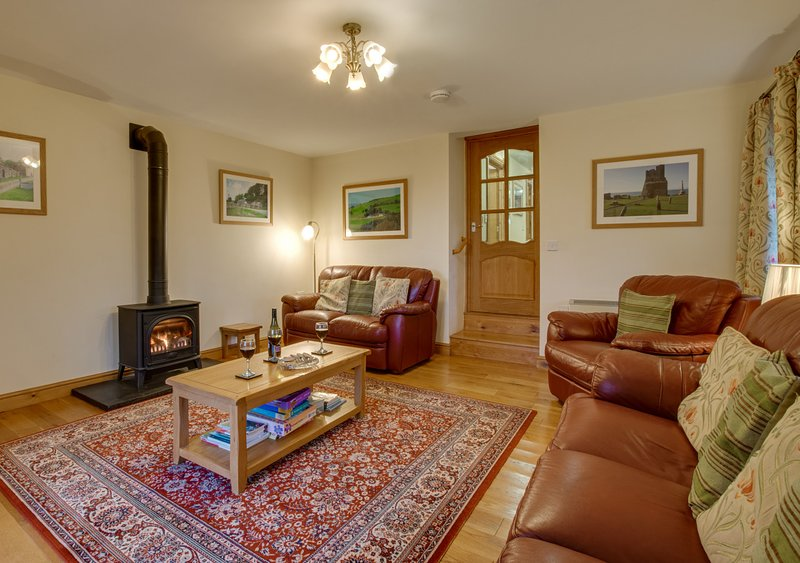 Llety'r Buarth, holiday rental in Talybont