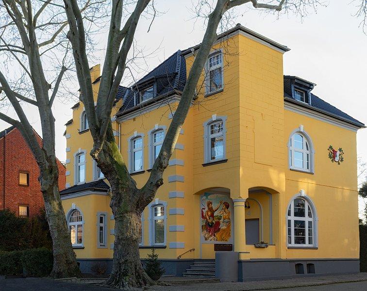 Ferienwohnung an der Mühle in Oberhausen - Fern von zu Hause und doch zu Haus, location de vacances à Oberhausen