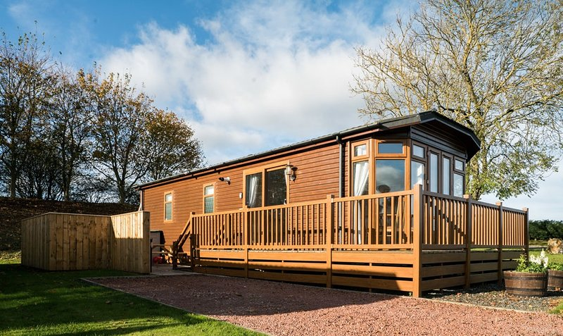 Thistle Lodge, holiday rental in Stanton