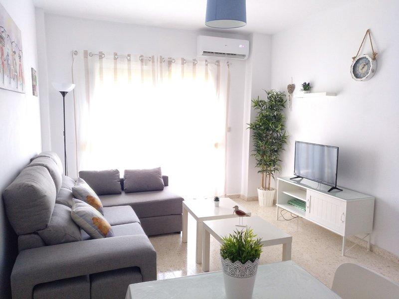 Apartamento El Muelle, alquiler de vacaciones en Chipiona