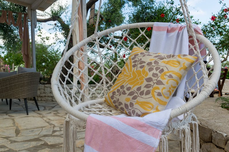 PaxosBlue.Junior Suite Partial Sea View, holiday rental in Gaios