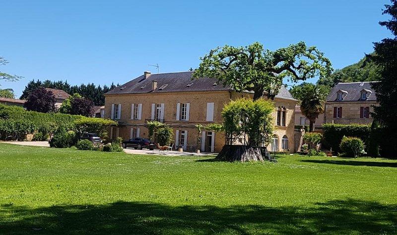 Le Couderc, casa vacanza a Saint-Cybranet