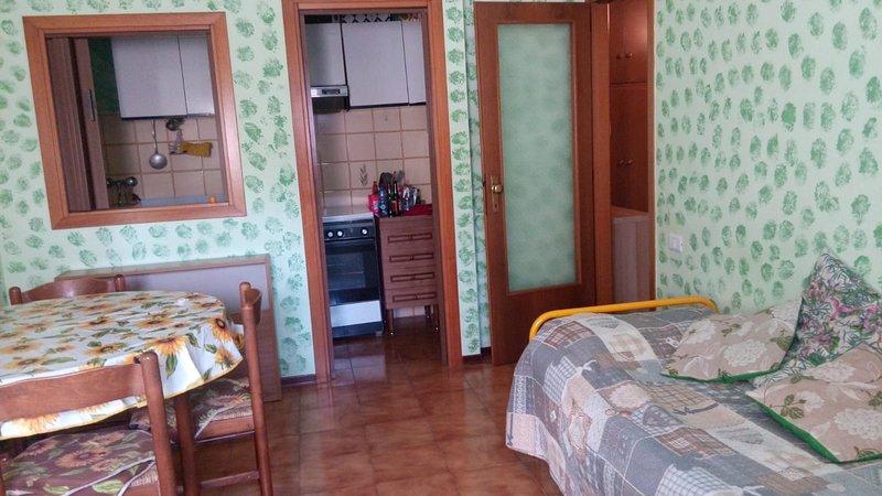 Appartamento al borgo, alquiler vacacional en Fabriano