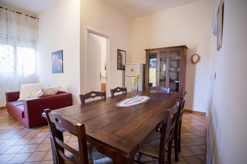 Casa Cora   TL16, vacation rental in Torre Lapillo