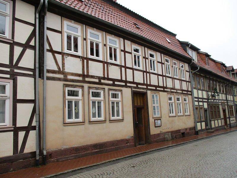 Ferienwohnungen Thierbach, holiday rental in Urbach
