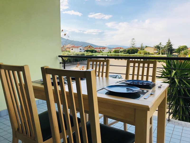 San Rocco 5B2.2 - Two bedroom apartment, first floor, holiday rental in Davoli