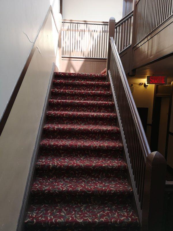 3 ° piano, non eccezionale per disabili.