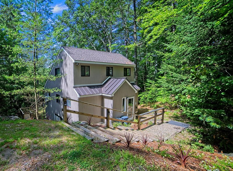Private Waterville Estates 4 Bedroom Vacation Home in the White Mountains of NH, aluguéis de temporada em Plymouth