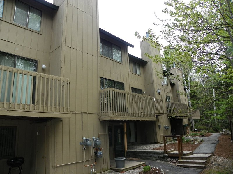 Affordable Condo in Waterville Valley Family Friendly Resort!, alquiler vacacional en Waterville Valley