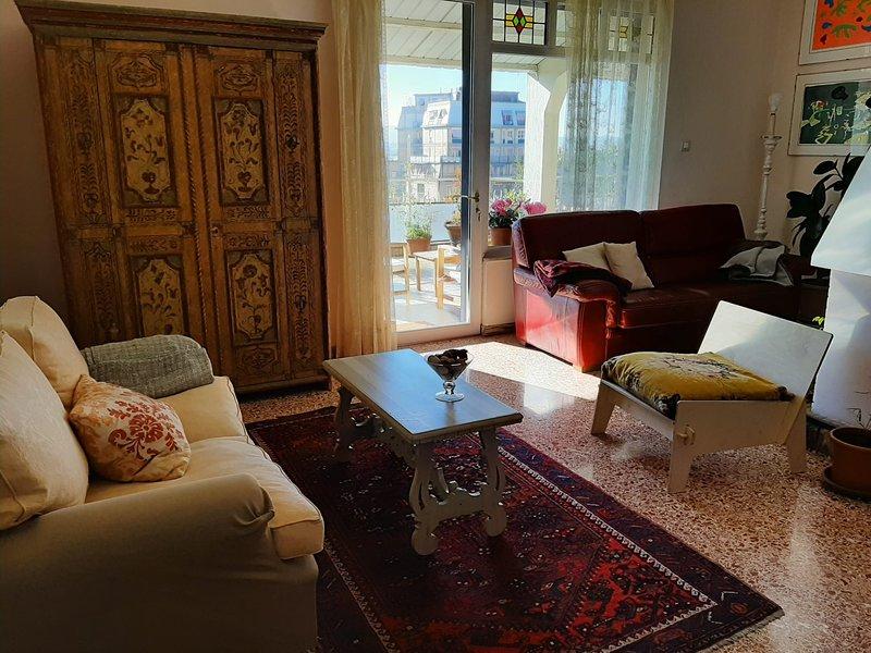 L'attico in centro, vacation rental in Terni