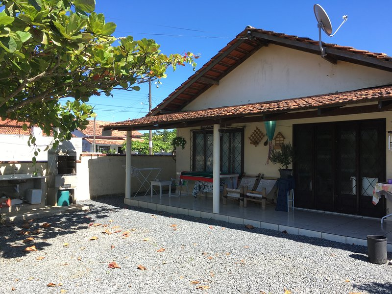 Temporada praia de Ubatuba - São Francisco do Sul - S.C, vacation rental in Itapoa