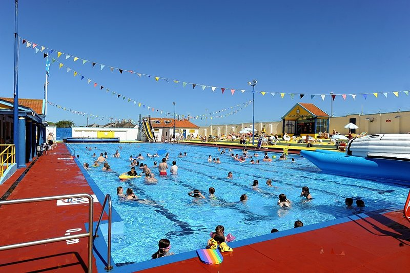 Stonehaven Heated Outdoor Pool - open during Summer months