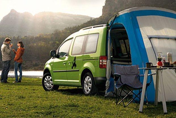 Luna Trips GR ֎ RVs & Campers Network ֎ VW Caddy Tramper (*Automatic), casa vacanza a Voula