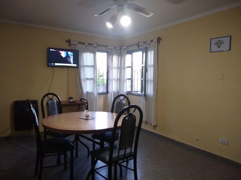 Departamentos Amoblados, holiday rental in Villa Nueva