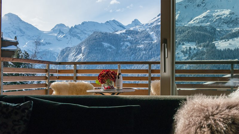 Chalet Am Acher, holiday rental in Lauterbrunnen