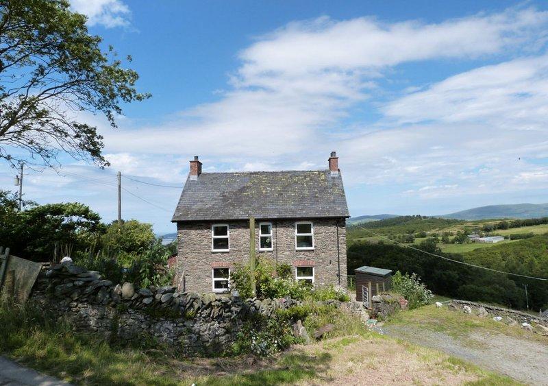 Gwarcwm Uchaf, location de vacances à Aberystwyth