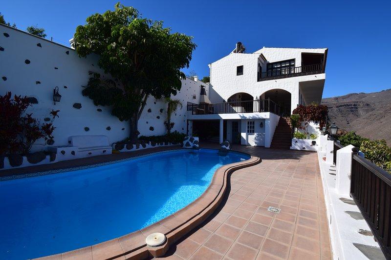 Villa Altos de Santiago, holiday rental in Playa de Santiago