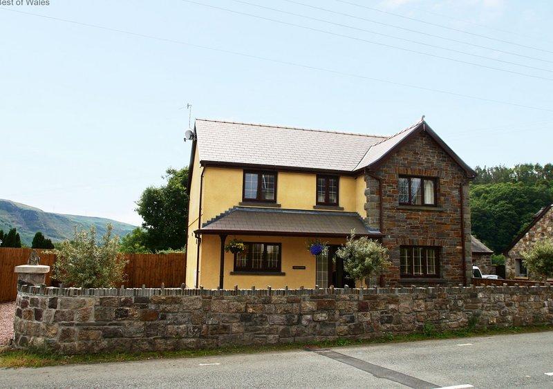 Ty Glyndwr, holiday rental in Abercraf