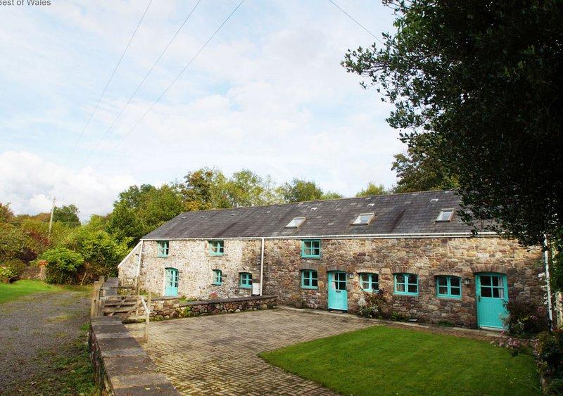 Ysgubor Glyn, holiday rental in Abercraf