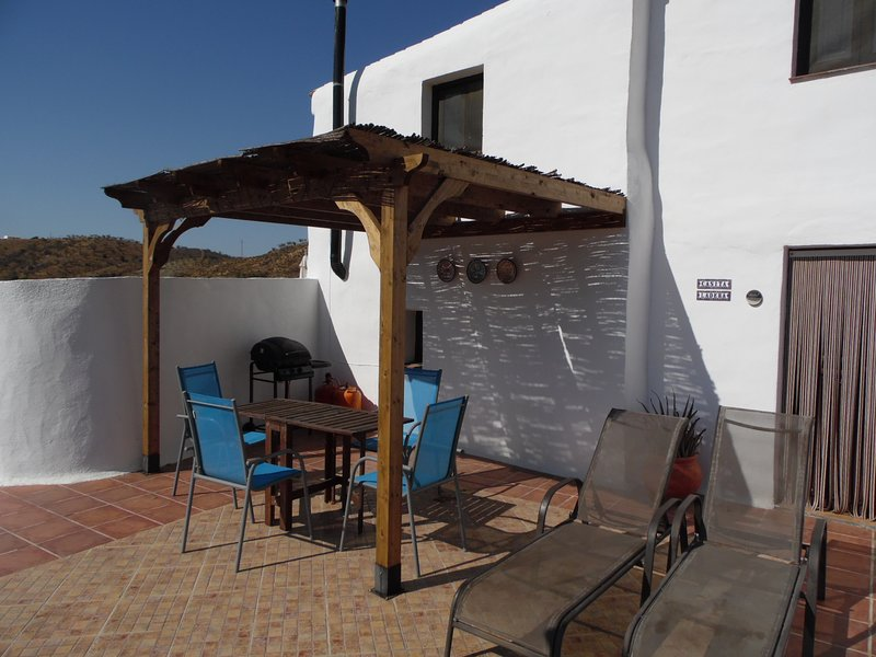 Casita Ladera, holiday rental in Arboleas