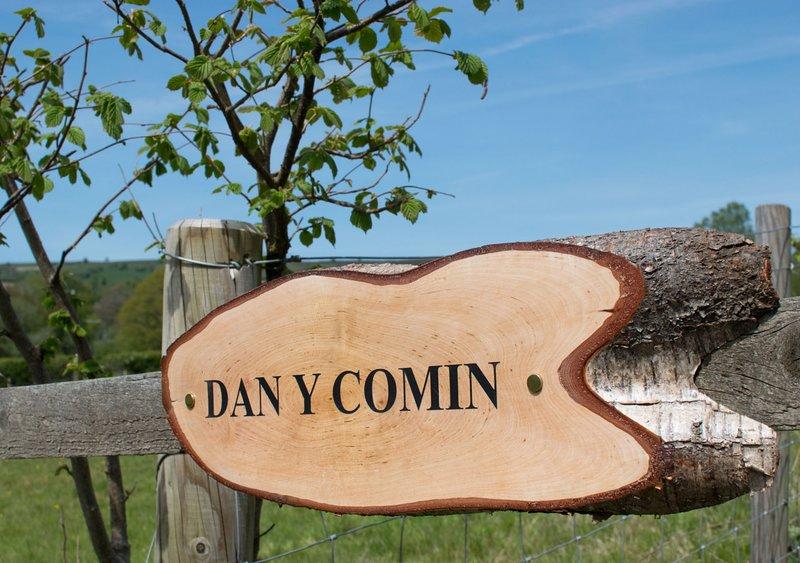 Dan y Comin, holiday rental in Sennybridge