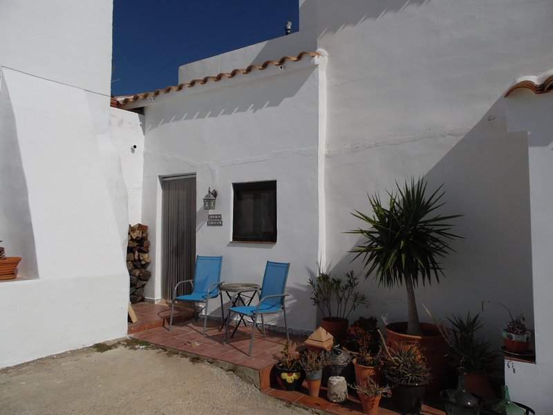 Casita Higuera, holiday rental in Arboleas