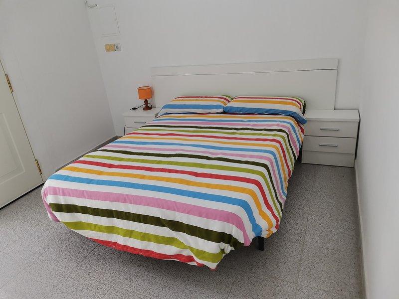 En Isla Cristina, bonito apartamento céntrico, aluguéis de temporada em Isla Cristina