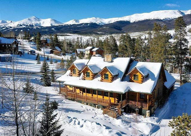 Bear Creek Mining Lodge: Mountain Style, Hot Tub!, location de vacances à Breckenridge
