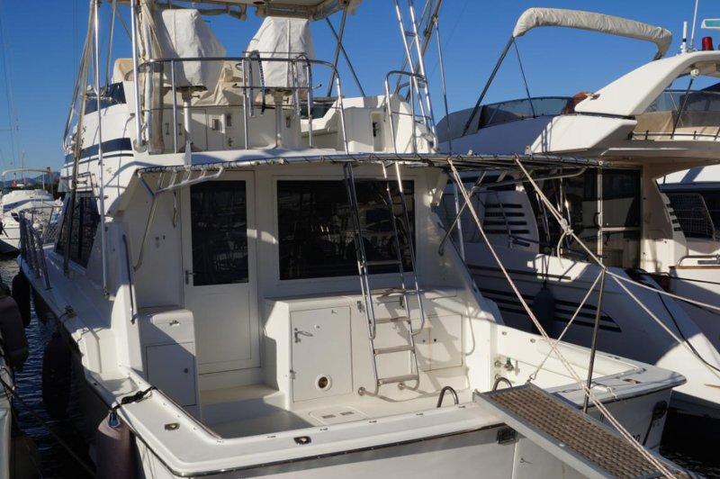 Confortable Motoryacht 2 cabinas, holiday rental in Sant Adria de Besos