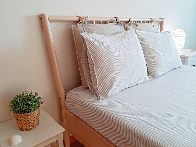 Double bedroom 1 (dunes and ocean view)
