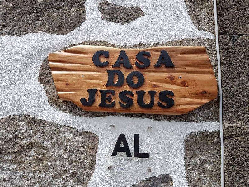 Casa do Jesus AL, vacation rental in Flores