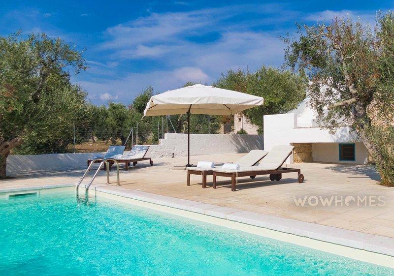 Villa WowHomes Leuca L1, holiday rental in Castrignano del Capo