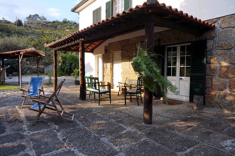 Casa da Eira - Country House - Santa Cruz do Douro, location de vacances à Resende