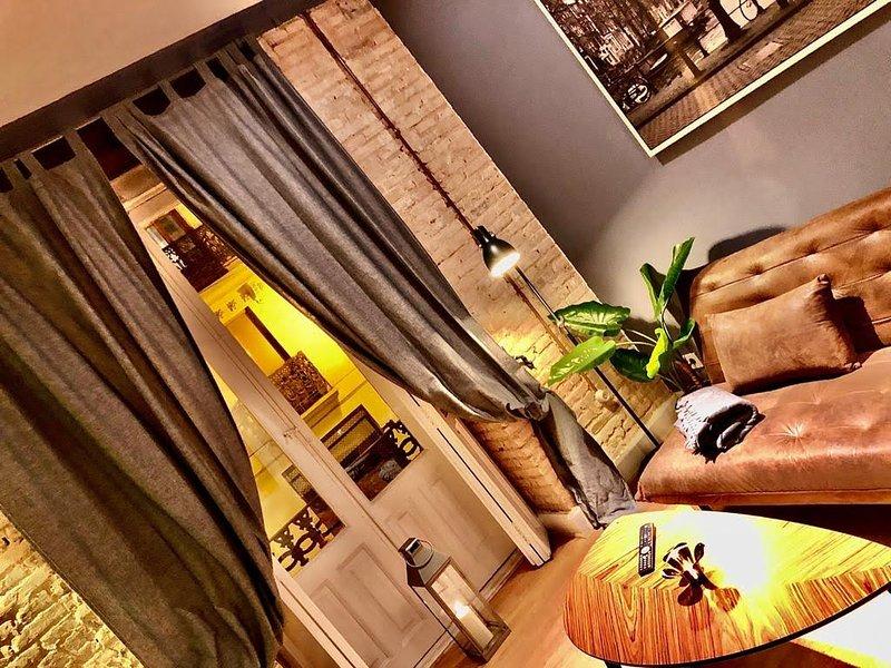 Apartamento de Lux en el centro de Valencia, alquiler vacacional en Chella
