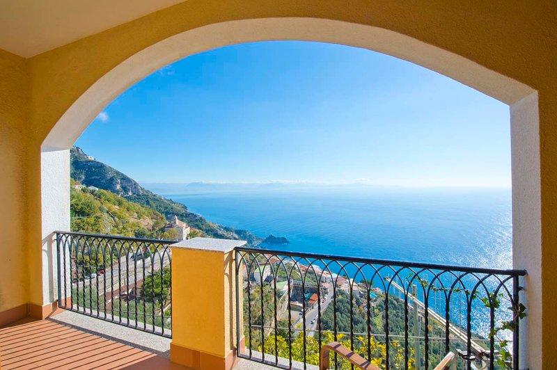 Villa le Arcate Furore - Amalfi Coast, vacation rental in Fiordo di Furore