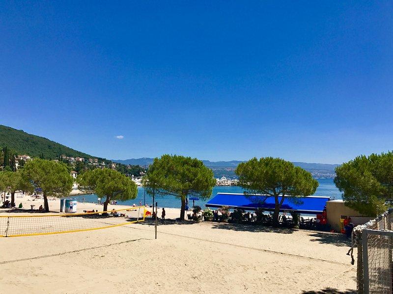 Apartments Bistrovic, Icici, Croatia, holiday rental in Icici