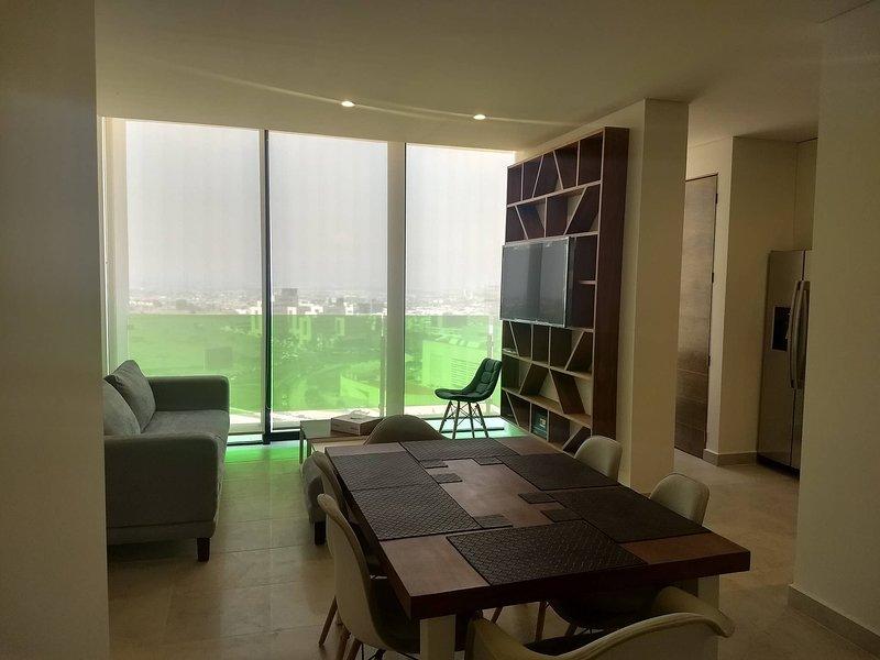 New And Luxurious Residential Department Queretaro, location de vacances à Queretaro