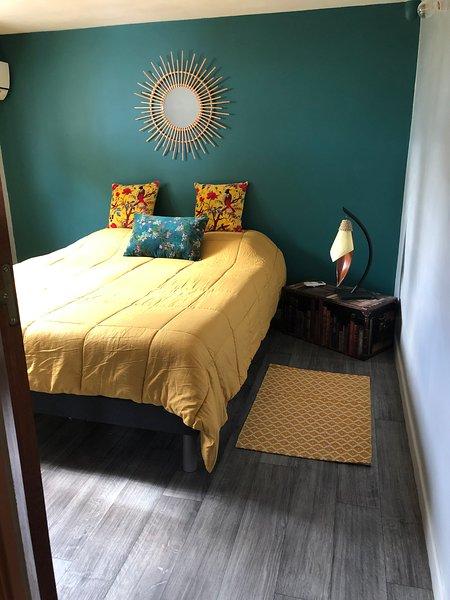 Appartement vue mer, au centre de Case-Pilote, holiday rental in Bellefontaine