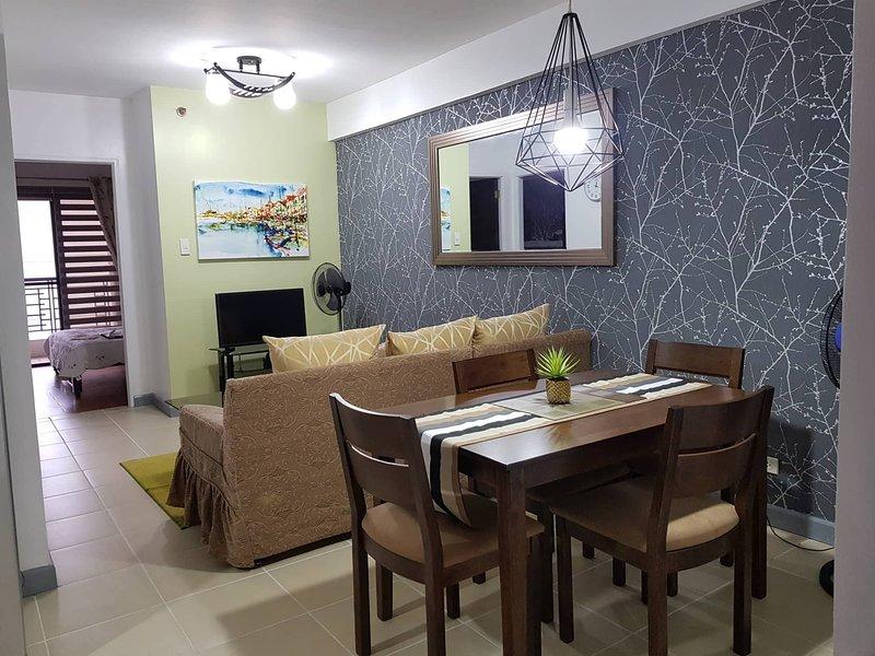 Cozy 2 Bedrooms Condo Unit, holiday rental in Bulacan Province