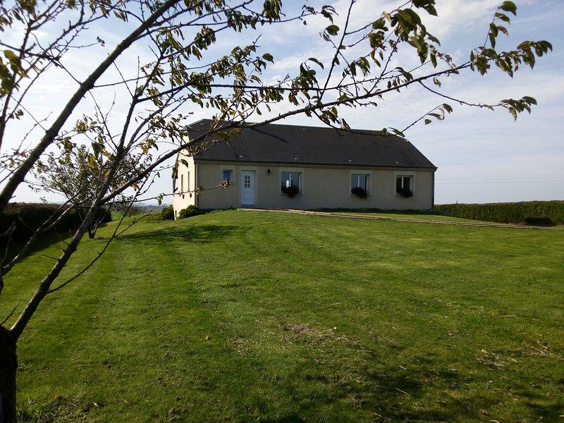 Gîte de la Cavalière, vacation rental in Le Chesne