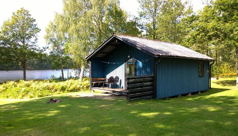 S01/S24 - Stuga vid insjö (24 stugor), location de vacances à Sölvesborg