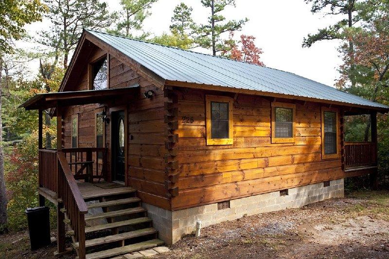 Loose Moose - 1 Bedrooms, 1 Baths, Sleeps 4, holiday rental in Tellico Plains