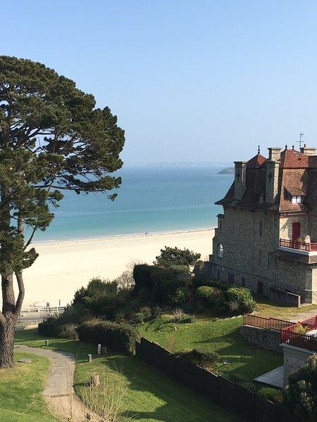 'New Port '. Appartement magnifique vue mer, alquiler vacacional en Saint-Cast le Guildo