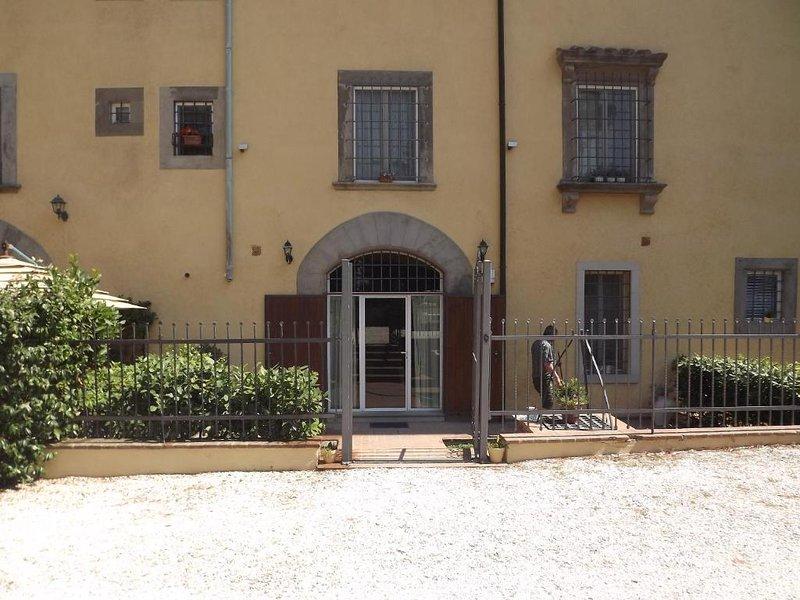 villa il poggiale, casa vacanza a Empoli