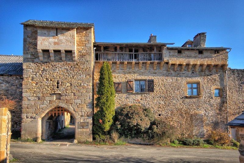 Fort de Flaujac siglo 15