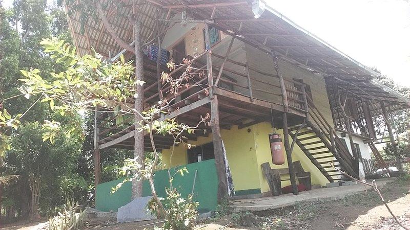 bangalo de madeira, alquiler vacacional en Itacaré