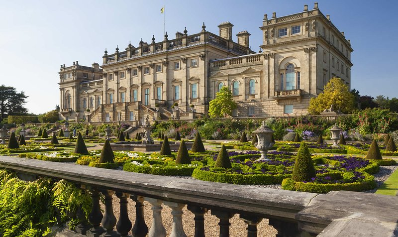 Harewood House - still a royal residence. You can get a direct bus from the property.