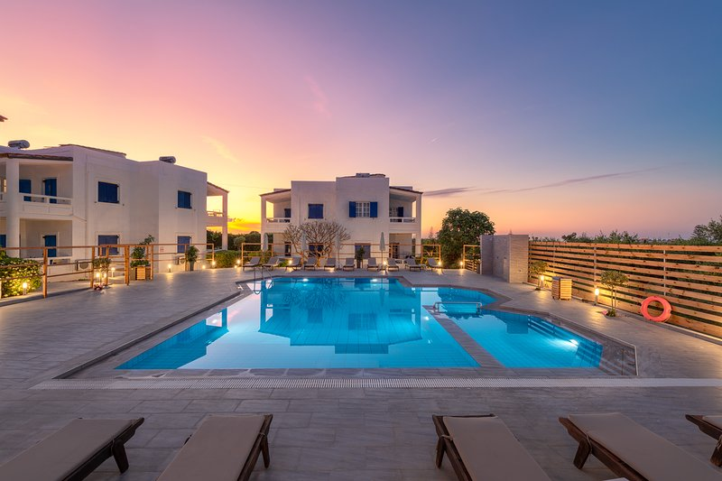 Aelia Apartments, holiday rental in Anissaras