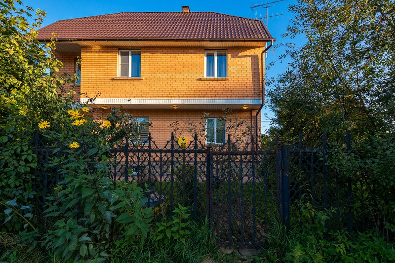 Cottage in a pine forest, holiday rental in Dmitrovskoye