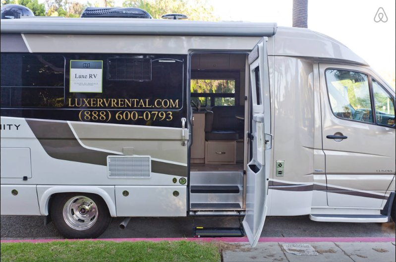 Mercedes-Benz Leisure Van Serenity RV, holiday rental in Simi Valley